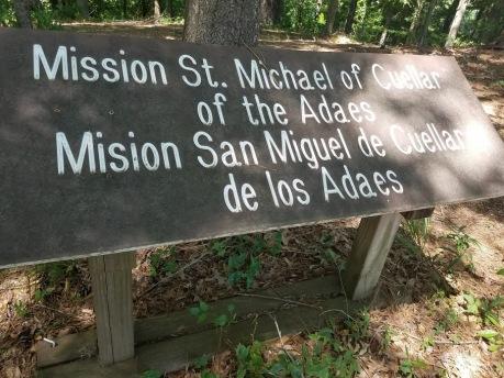 Los Adaes 2 Mission