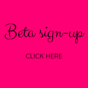 Beta sign-up